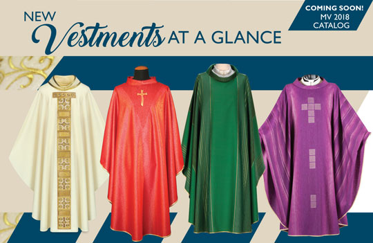 New Vestments